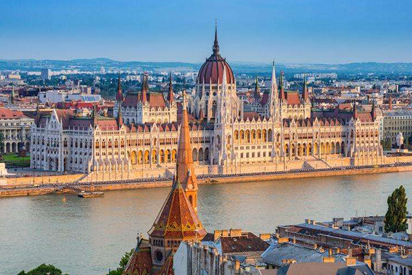 欧洲十大旅游城市
