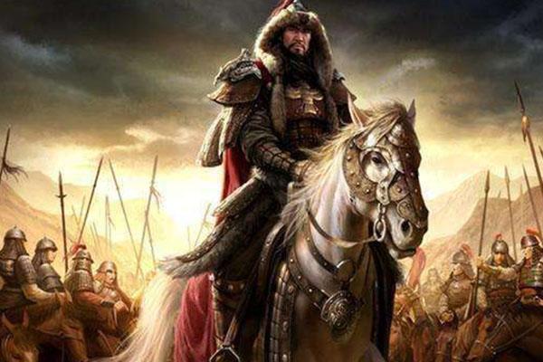 世界十大传奇帝王