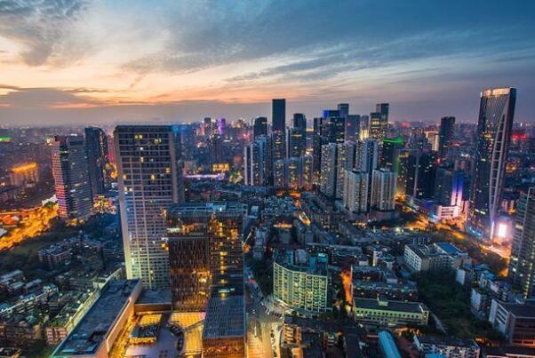 2019新一二三四五线城市排名,北上广深依旧(337个完整版)