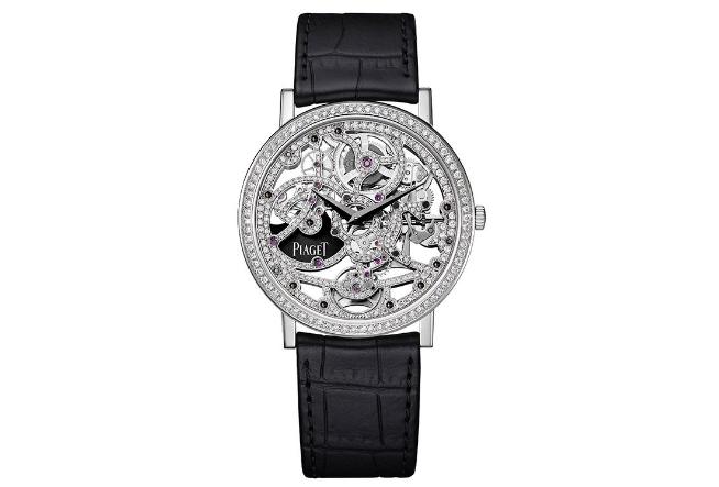 世界四大名牌手表 伯爵上榜,百丽翡达位列榜首