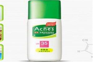 十大痘油皮适合的防晒霜:薇诺娜清透防晒第5 第2三重控油