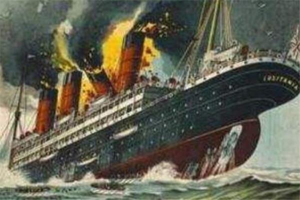 世界六大沉船,泰坦尼克号无人不知,第三船上载满了黄金财宝