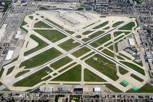世界各国飞机场数量排名 美国第一,中国排第14位