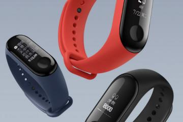 2019智能穿戴设备排行榜 小米手环上榜,苹果手表位列第一
