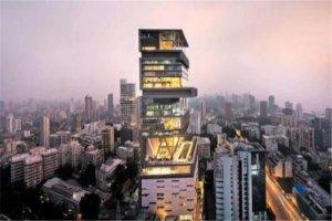 世界5大豪宅:Odeon空中阁楼高170米,第一造价高达65亿