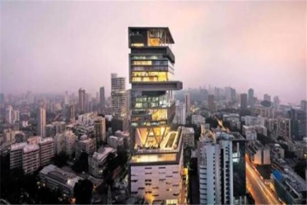 世界5大豪宅,空中阁楼有无敌的海景,第一造价高达65RMB