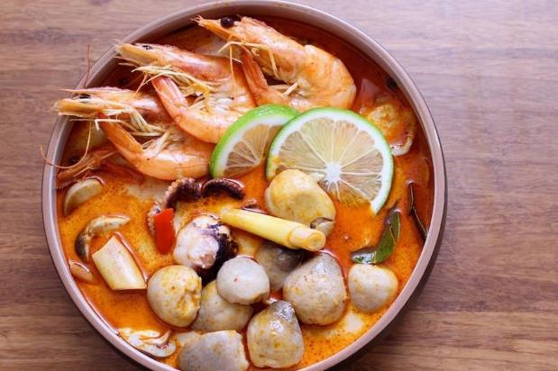 世界公认十大美食  泰国咖喱位列第一,中国仅烤鸭上榜