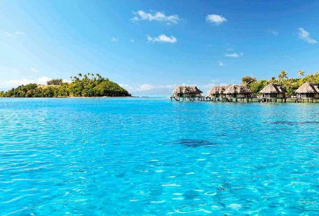 世界十大透明的海 宛如人间仙境,度假首选之地