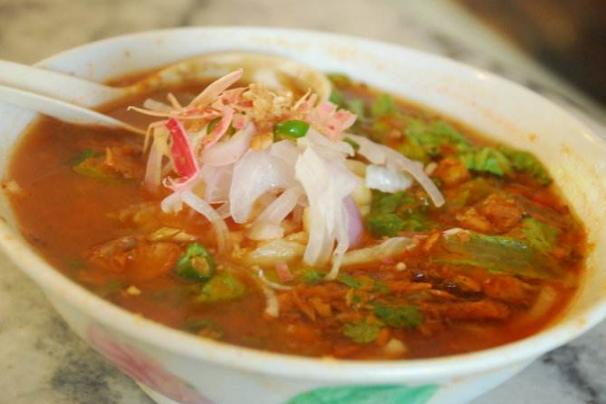 www.617888.com公认十大美食  泰国咖喱位列第一,617888九五至尊仅烤鸭上榜
