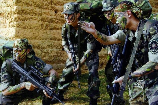 世界十大特种部队 三角洲排第一,海豹突击队仅列第四