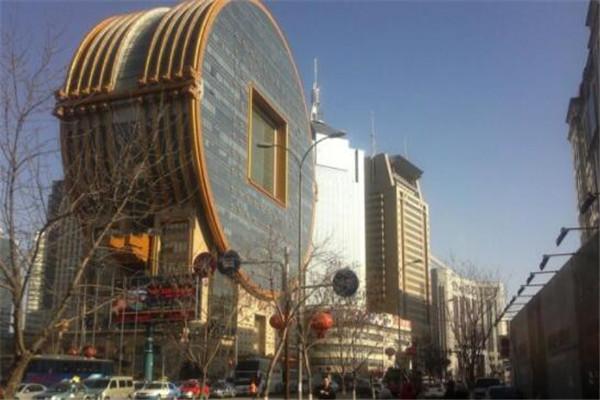世界十大最丑建筑 柳京饭店是最丑烂尾楼,第一外观形似火锅