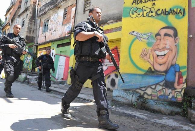 世界犯罪率最高的十大城市 美国底特律位列榜首,巴西首都上榜