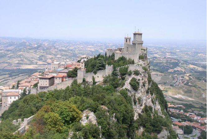 世界最小的十大国家 第一为梵蒂冈,面积仅0.44平方公里