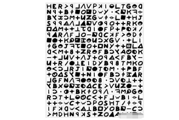 世界最难破译的十大密码 第十个连本人都忘了怎么破解