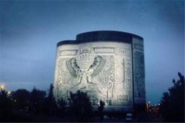 世界十大奇葩的建筑 蛋压楼上榜,第二又名一千元纸币建筑