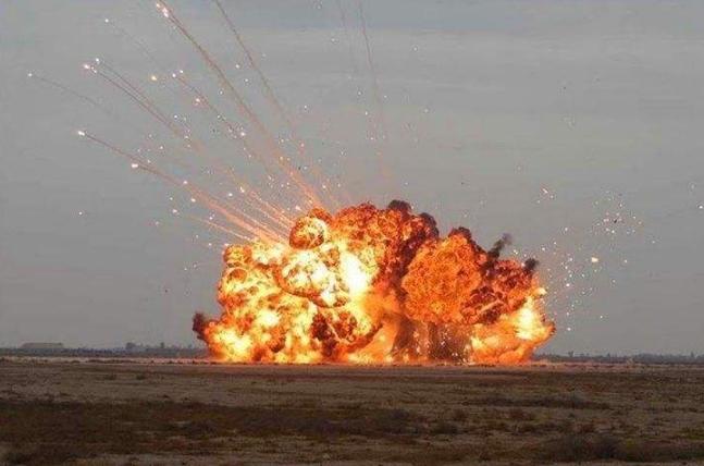 日韩在线旡码免费视频四大最恐怖炸弹 第四为炸弹之母,第一能够推动亚欧大陆