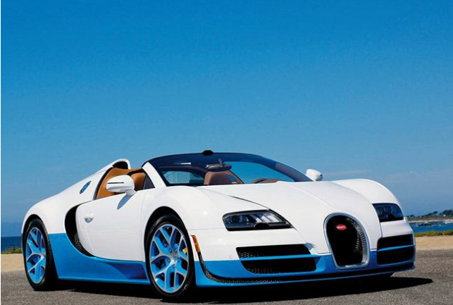 世界最贵的十大名车 第一价值9千万元,最后一名270万