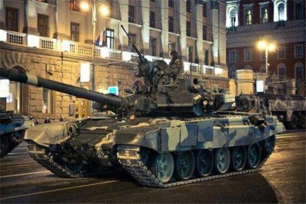 世界十大坦克 T80主战坦克超凶猛,我国两个上榜