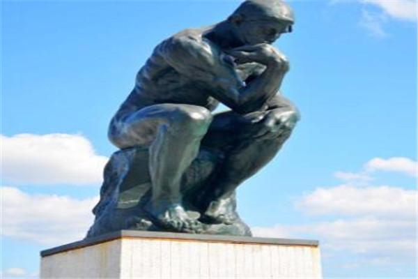 世界十大最著名的雕像 思想者上榜,掷铁饼者原作已丢失