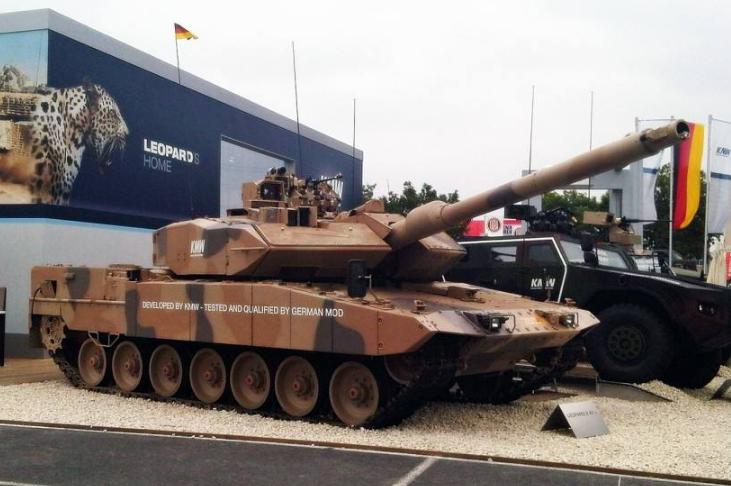 十大世界最好的坦克 德国豹2A7位列第一,中国99A上榜