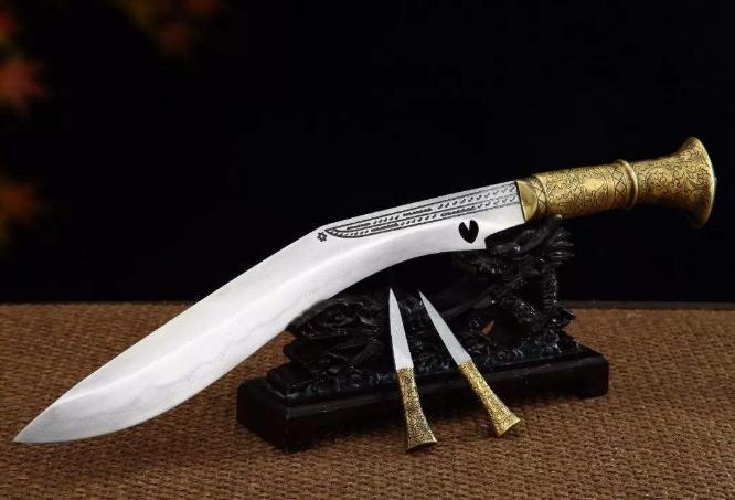 世界十大著名军刀 瑞士军刀排第一,最后一名被禁用