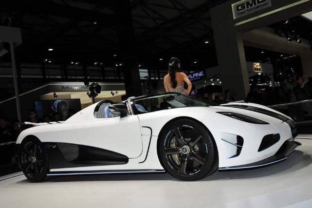世界最贵的十大跑车 第一为Lykan hype,法拉利仅列第十