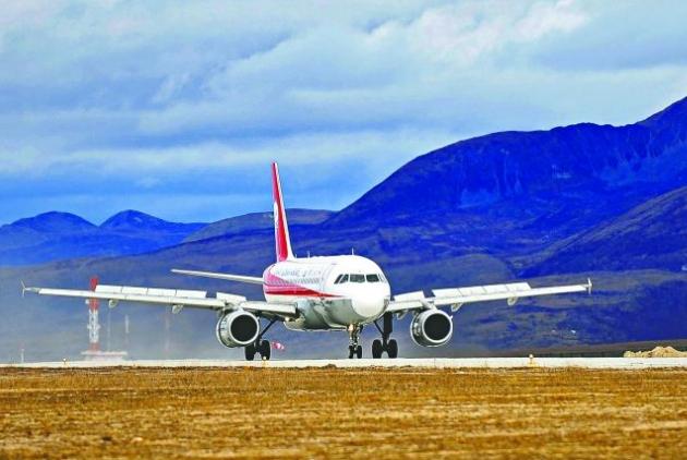 世界上海拔最高的十大机场 中国占六座,第一位稻城亚丁