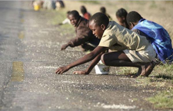 世界十大穷国 第一为布隆迪,GDP仅286美元