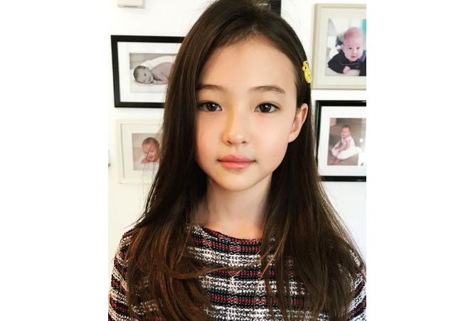 世界十大最美女孩 第一名受到跟踪,父亲辞职做专职保镖