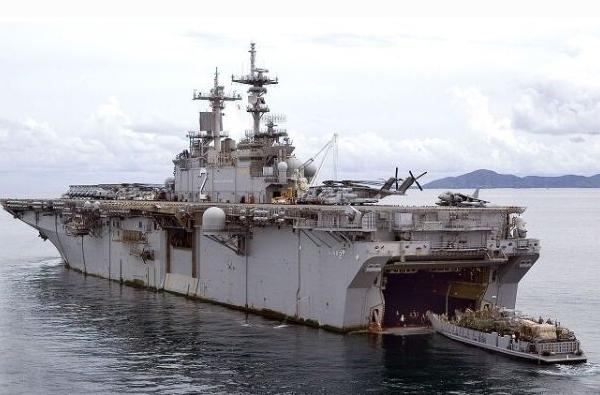 世界十大最强航母 美国上榜三艘,第一为尼米兹级