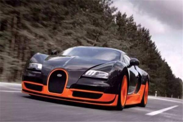世界十大最快的跑车 兰博基尼Veneno百里加速度仅需0.8秒