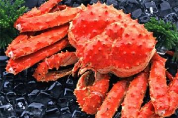 世界最贵的十大海鲜 台湾老虎蟹味道与众不同,蓝龙虾极少见