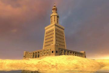 世界十大人工奇迹 金字塔位列第一,万里长城排第六