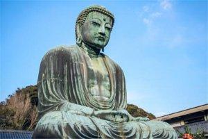 世界十大佛像 我国中原大佛最高,卧佛寺卧佛无人不知