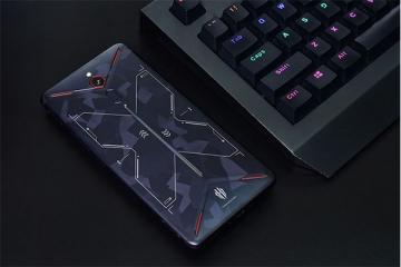 五款最适合玩游戏的手机推荐:黑鲨3上榜 第四价格最高