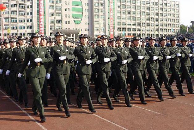 世界十大军校 国防大学上榜,西点军校位列榜首