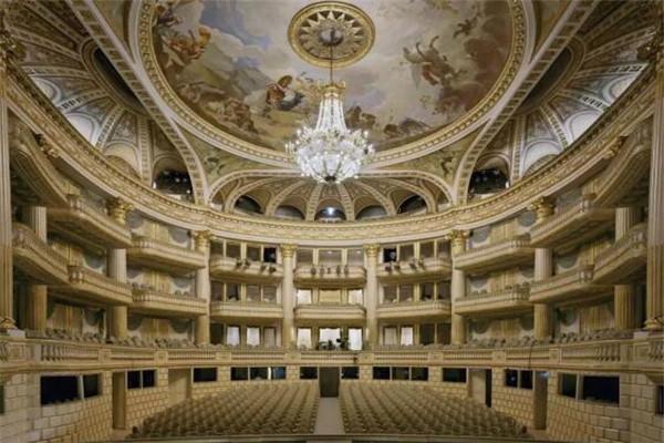 世界最迷人的十大歌剧院 波尔多大剧院是法国最美建筑之一