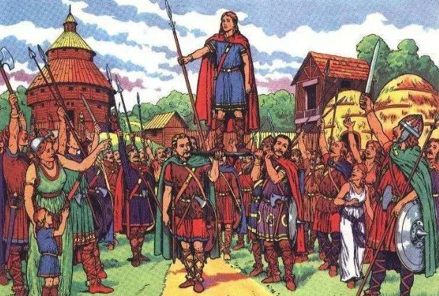 世界历史上十大超级帝国 中国上榜五个朝代,第一为波斯帝国