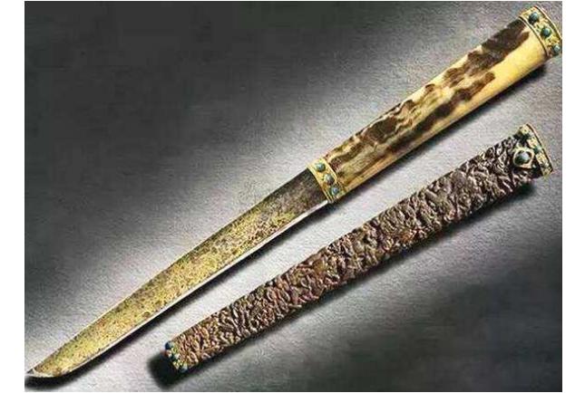 世界十大最贵的刀 乾隆狩猎刀上榜,第一价值770万美金