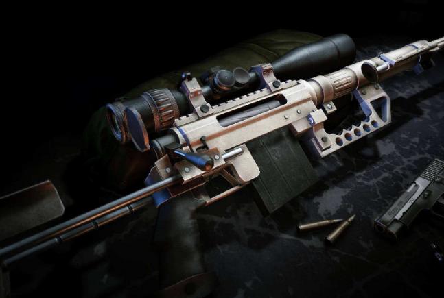 世界十大名狙击步枪 第一最受国家军队青睐,你喜欢哪一种