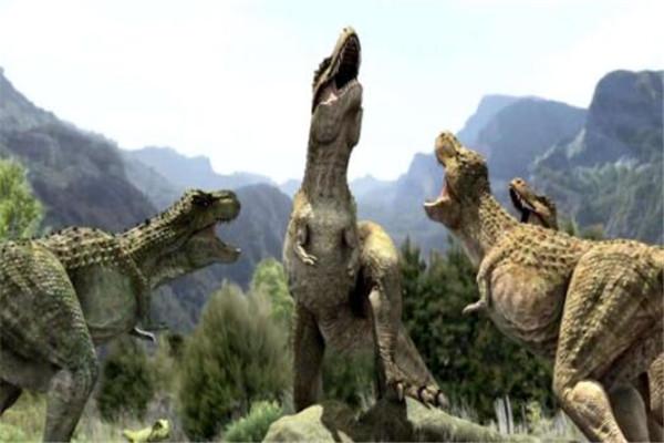 世界最强的十大恐龙 蛮龙生性极度残暴,霸王龙名气最高