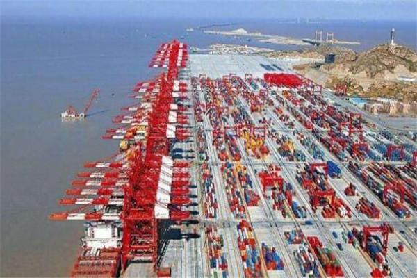 世界十大重要港口 我国四港口上榜,鹿特丹港知名度最高