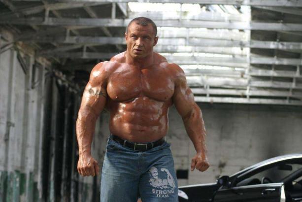 世界十大强壮的男人 第一体重达195公斤,曾获阿诺德冠军
