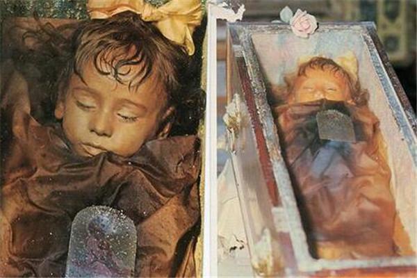 世界最神秘的十大儿童木乃伊 印加儿童是神灵的牺牲品