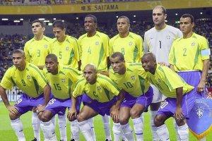 2019足球国家队排名 巴西第一法国第二,中国只能排第88位