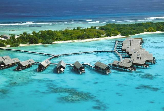 世界十大最美的地方 普罗旺斯上榜,马尔代夫位列第一