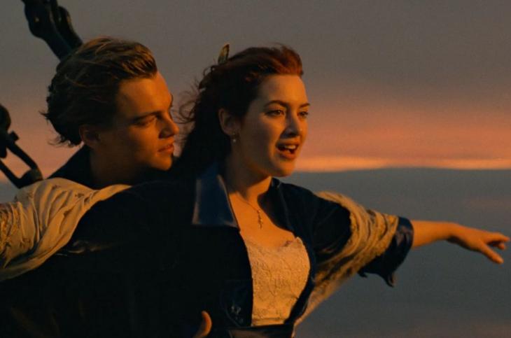 全球十大零差评催泪电影 中国上榜两部,泰坦尼克号排第一