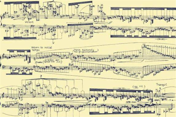 世界十大最难钢琴曲 李斯特四首上榜,第六难倒了钢琴家本人