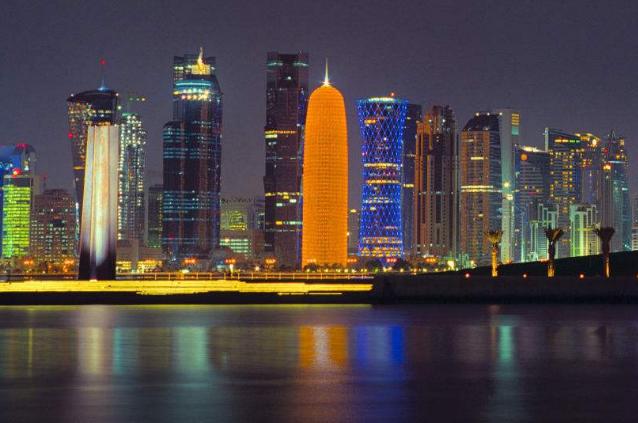 世界十大富国 美国仅列第十,第一叫做卡塔尔