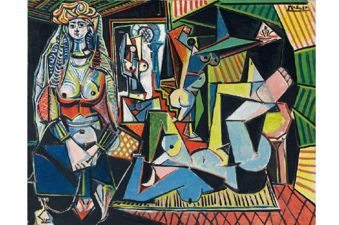 世界十大最贵艺术品 达芬奇画作位列第一,价值29.6亿人民币